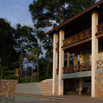 the villa ban khoy in the unesco world class city of luang prabang in lao pdr